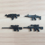 Koolfigure Basic Guns & Weapons Set 1