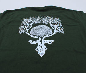 El Stag in Forest Green
