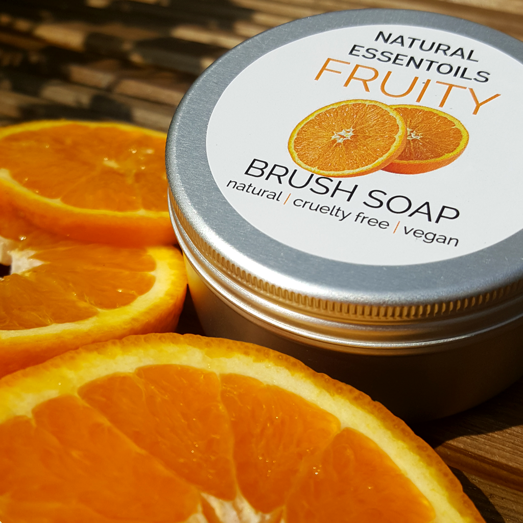 Introducing Brush Soaps