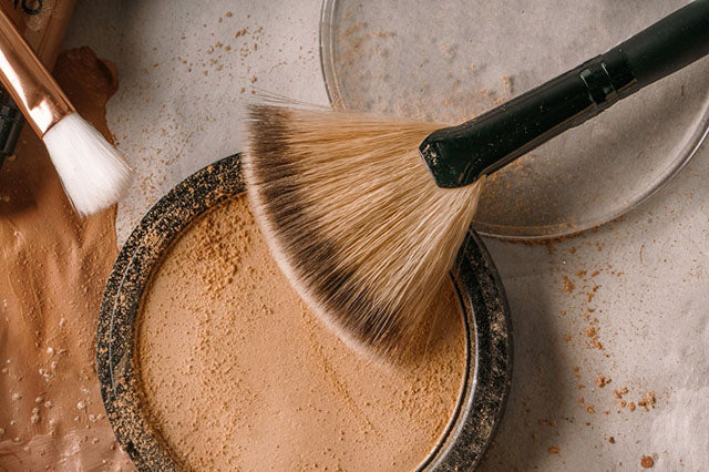 Brush cleaning guide and tips