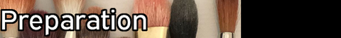 Natural Essentoils make up brush cleaning preparation