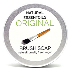 Cruelty free makeup brush cleaner