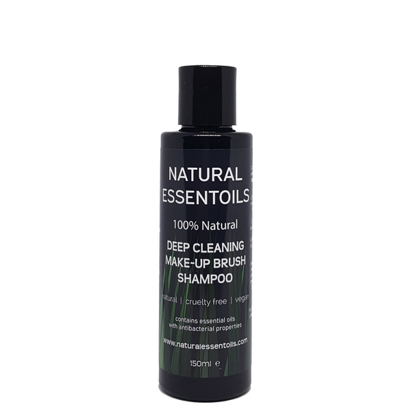 Make Up Brush Cleaner natural cruelty free vegan