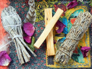 Smudging Class, Messaging Mondays, Specials, and More!