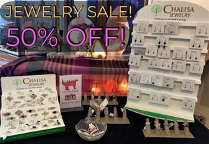Jewelry Sale, New Products, Classes & Bracelet Bar Story!