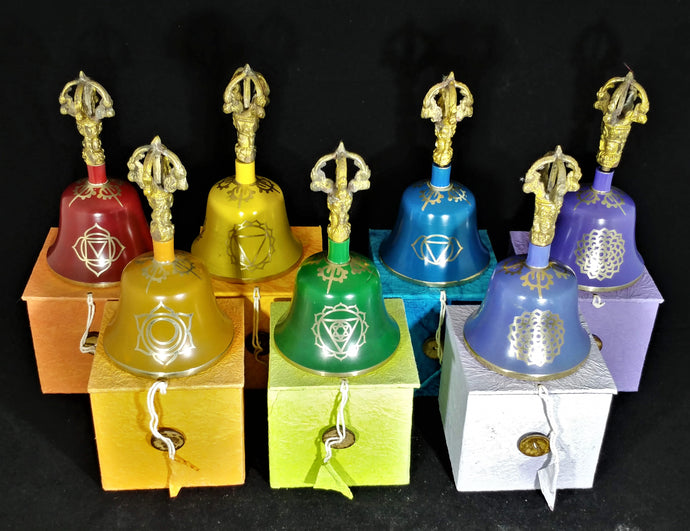 Chakra Bells for Sound Healing