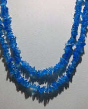 Apatite Necklace - Ruby Dragon