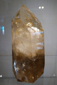 Citrine Channel Standing Point - Ruby Dragon