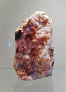 Tri-Color Calcite Free Form - Ruby Dragon