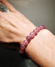 Tanzurine Bracelet - Ruby Dragon