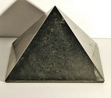 Shungite Pyramid - Ruby Dragon