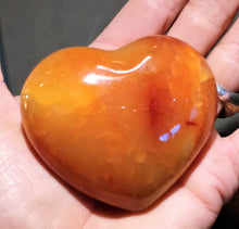Carnelian Heart - Ruby Dragon