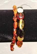 Bracelet Bar ~ Orange - Ruby Dragon