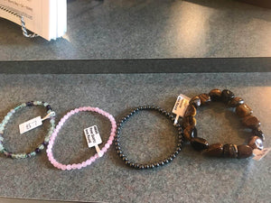 Anne's Bracelets 2.18.19 - Ruby Dragon