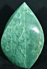 Green Aventurine Flame - Ruby Dragon