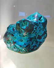 Chrysocolla Malachite Free Form - Ruby Dragon