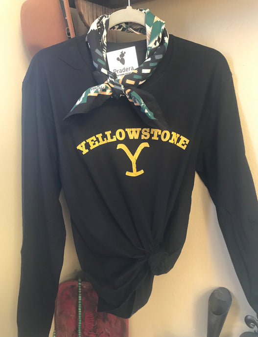Yellowstone Long Sleeve-Pradera - purveyors of the west