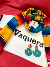 Serape scarf/runner medium-Pradera - purveyors of the west