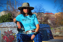 Punchy Pearl Tee-Pradera - purveyors of the west