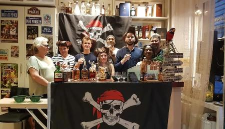 ATELIER N°5 I Rhums & Pirates