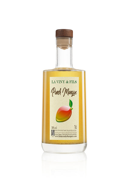 PUNCH MANGUE  LA VINY & fils