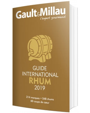GUIDE INTERNATIONAL DU RHUM 2019 GAULT & MILLAU
