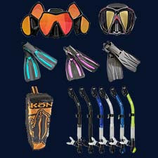 Snorkel Gear Packages