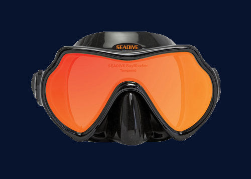 Eagleye-HD Tinted Lens Scuba Masks
