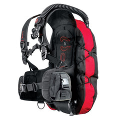 Hollis LTS Light Travel System BCD - Scuba Dive It Gear