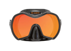 Monarch RayBlocker-HD Frameless Tinted Lens Scuba Masks - Scuba Dive It Gear