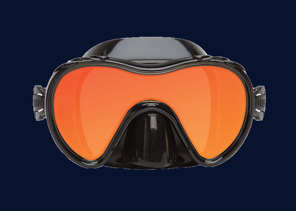 SeaRover RayBlocker-HD Tinted Lens Scuba Mask