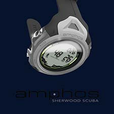 Sherwood Amphos Wrist Dive Computer - Scuba Dive It Gear