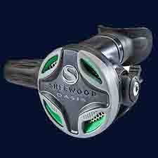Sherwood Oasis Pro Scuba Regulator - Scuba Dive It Gear