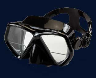 Sherwood Oracle Plus Scuba Mask