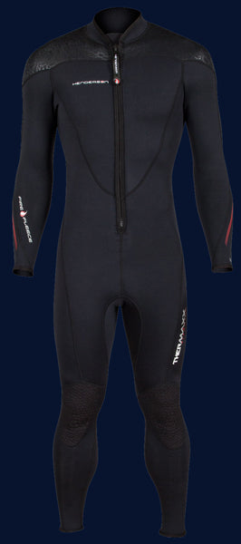 TherMAXX Men's 1.5mm Front Zip Full Suite
