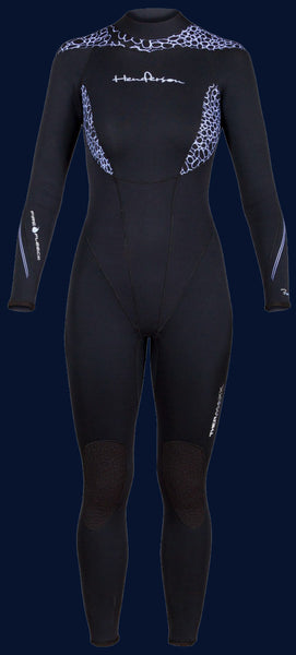 TherMAXX Women's 5mm Back Zip Full Suite