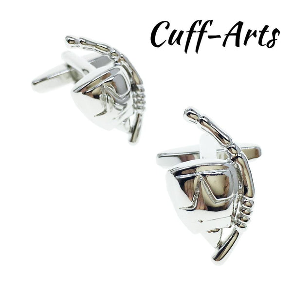 Cufflinks for Mens Scuba Diver Mask Cufflinks Gifts for Men Gemelos Les Boutons De Manchette by Cuffarts C20191