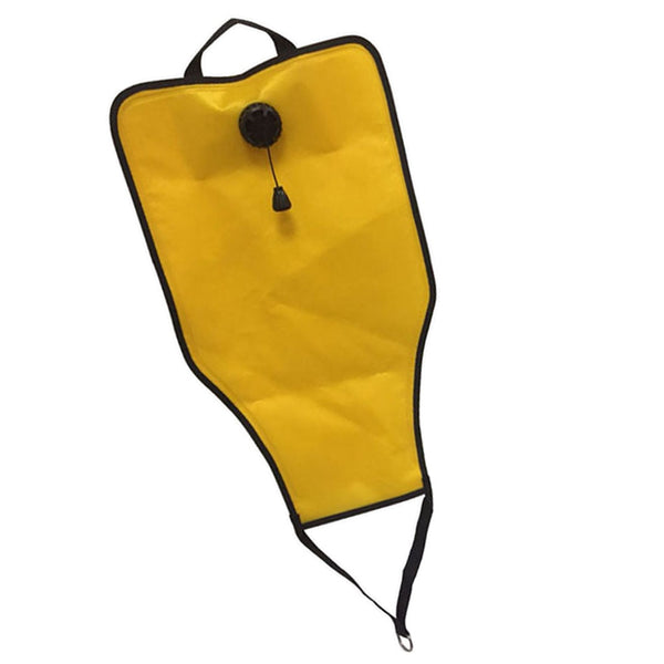 Foldable Scuba Lift Bag for Technical Diving Snorkeling Freediving Underwater Sports Activities Equipment Lifting Bags 65x35 cm