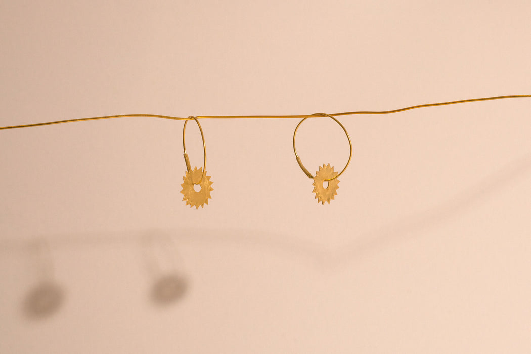 APRÈS SKI SOL EARRINGS