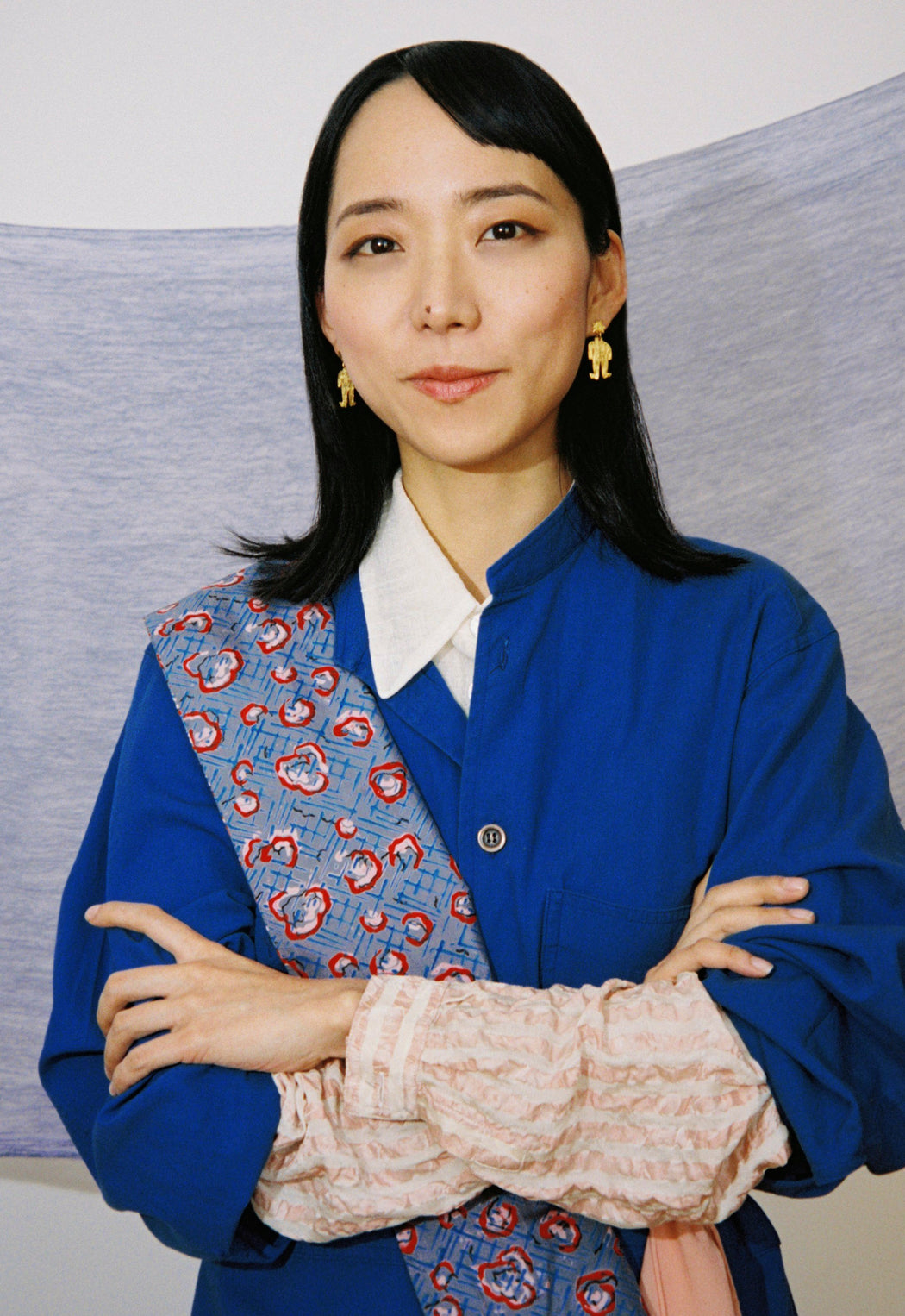 APRÈS SKI TETE D'ETOILE EARRINGS