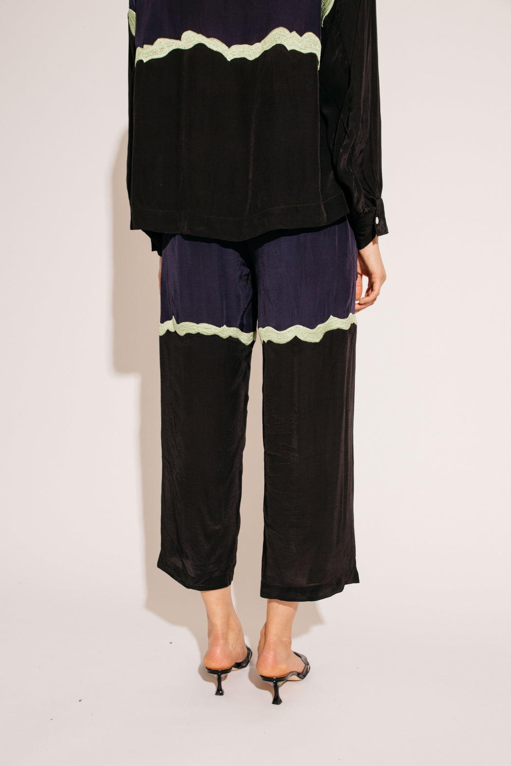 PATCH PANT, NAVY/BLACK