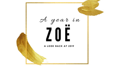 A Year in Zoë