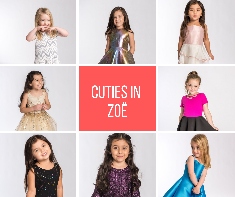 Cuties in Zoë