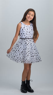 Polka Dot | Black