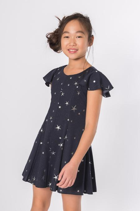 Z Girl Star-DRESS-Sizes 4-16-Zoë Ltd