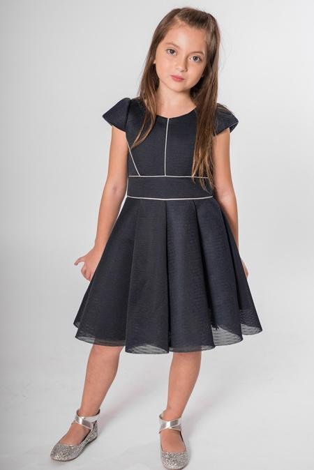 Piper Navy-DRESS-Sizes 4-16-Zoë Ltd