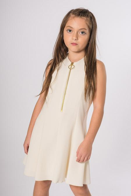 Cleo | Ivory-DRESS-Sizes 4-16-Zoë Ltd