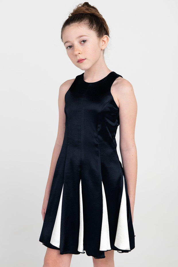 Averie Black-DRESS-Zoë Ltd-sizes 7 to 16- Spring 2020