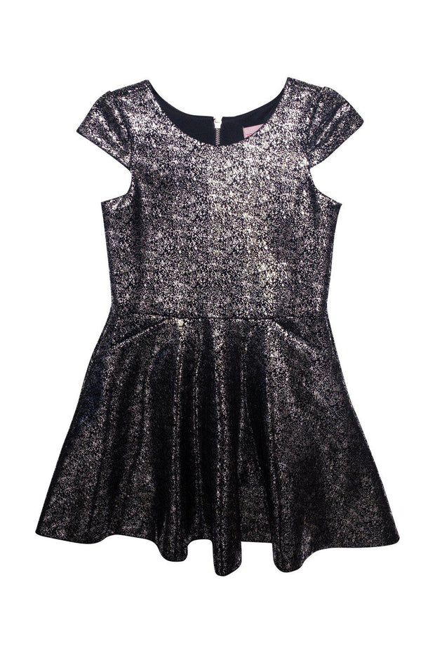 Bailey Metallics-DRESS-Zoë Ltd-sizes 7 to 16- Spring 2020