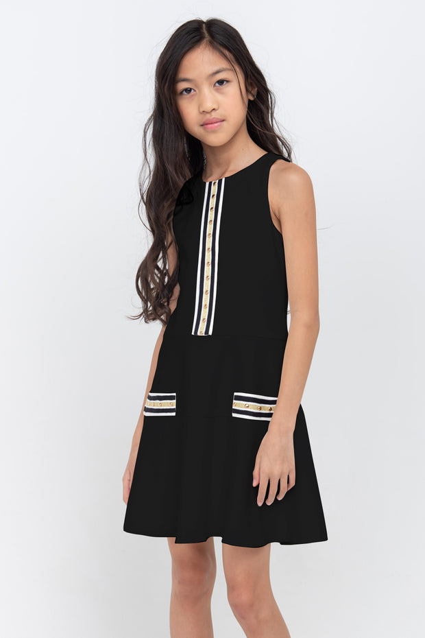 Brooke II-DRESS-Zoë Ltd-sizes 7 to 16- Spring 2020